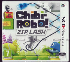 Chibi Robo Zip Lash Nintendo 3DS / 2DS game only Brand NEW