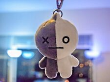 Official LINE Friends BTS21 Van Army BT21 Bag Charm Key Ring 12cm - Pre Owned