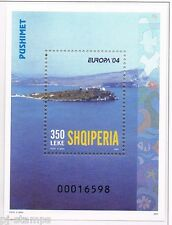 2004 Albanië blok 150 Europa CEPT Vakantie - holidays