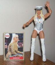 MARYSE awesome WWE DIVA women's wrestling FIGURE w/ HAT ACCESSORY + BONUS mattel