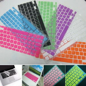 Keyboard Skin Cover Protector for Apple iMac MacBook Air Pro 11 12 13 15 16 17