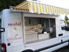 Eisverkaufswagen,Eisauto,Eisbus,Verkaufsfahrzeug,Verkaufsstand,Verkaufsanhänger