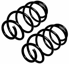 Pair Front Coil Spring Fits With Ford Galaxy Wgr 2.3 16V 1997-2006
