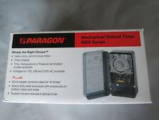 NIB Robert Shaw 8141-00 Paragon Mechanical Defrost Timer Control 8000 Series