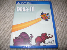 NEW Limited Run Games NOVA-111 Playstation Vita PSVita