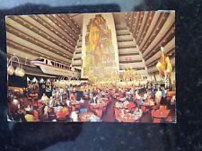 b1c postcard used grand canyon concourse monorail walt disney world