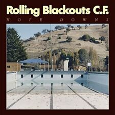 ROLLING BLACKOUTS COASTAL FEVER - HOPE DOWNS - NEW BLUE VINYL LP (INDIES ONLY)