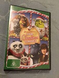 Dreamworks: Four Christmas Classics (DVD)