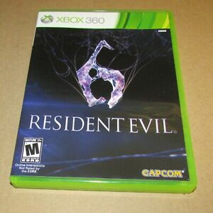 Resident Evil 6 for Xbox 360 Fast Shipping!