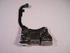 """2012 DC in Power Jack USB I/O Board Apple Macbook Air 11"""" A1465 MD223/LLA"""