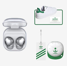 Samsung Galaxy Buds Pro SM-R190 Adidas Limited Silver + Stan Smith Green Shoes