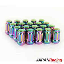 JAPAN RACING Stahl Lug Nuts M12 x 1.25 Radmuttern NEO 20 Stück