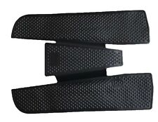 Vespa Floor Mat Foot Rubber Accupressure Type PX LML Star Stella Model CAD