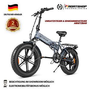 ENGWE EP-2 Upgrade Version 500W Faltfettreifen-Elektrofahrrad
