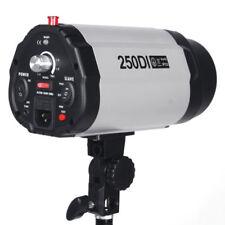 250 Ws Studio Strobe Head Tête de Flash Professionnel Lumière Photographique