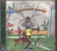 ALE' ALE' CARTOONS DANCE LUPIN CD + PALLINA 1998 SIG.