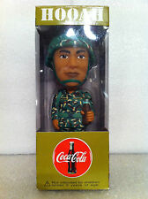 FUNKO COKE US ARMY ATLANTA 228 BIRTHDAY BOBBLE HEAD WACKY WOBBLER NEW COCA COLA