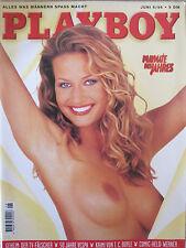 PLAYBOY 06 / 1996 + Jana Hachmeister + Stacy Sanches + Babette + Alexandra