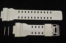 Watch band STRAP off white  FITS Casio G-Shock GA-110HC-1A  GA110 GA-120 G-8900