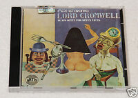 OPUS AVANTRA:CD-LORD CROMWELL-ITALY PROGRESSIVE NM