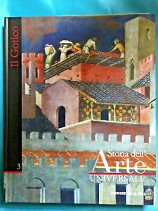 Storia dell'ARTE UNIVERSALE - L'Arte il Gotico vol.3 - Corriere della Sera