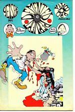 Demented Pervert #2 Underground Comic/Dave Geiser/Print Mint/First Printing/1972