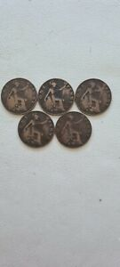 one penny 1912 Set
