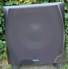 """INFINITY MODULUS MSW-1 12"""" 300 WATT POWERED SUBWOOFER WITH R.A.B.O.S kit"""