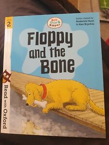 **NEW PB** Floppy and the Bone - Oxford Reading Tree - Stage 2