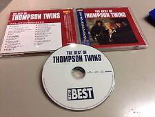 THE BEST OF THOMPSON TWINS Japan CD Arista 19 Tracks