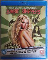 Zombie Strippers Bluray Jenna Jameson Neuwertig Like New Blu-ray Jeannette Sousa