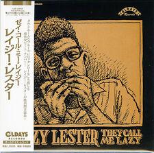 Lazy Lester-they Call Me Lazy-japan Mini LP CD C94