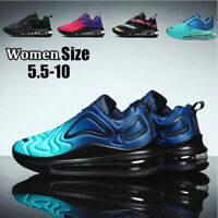 Women's Air Cushion Sneakers Running Fitness Athletic Sports Tennis Shoes Gym