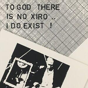 "XIRO 7"" EPs OZ punk synth minimal experimental  M Squared  GO-BETWEENS KBD SPK"