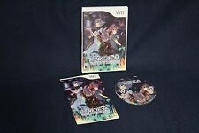 Rodea The Sky Solider ULTRA RARE WII Version! COMPLETE with game disc & manual!
