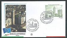 2007 ITALIA FDC FILAGRANO BASILICA CATTEDRALE DI PARMA - FG2007-2