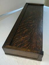 Globe Wernicke Oak Mission Arts & Crafts Style Barrister Bookcase Top