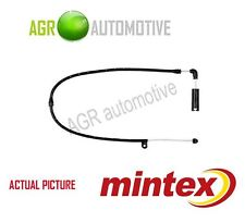MINTEX FRONT BRAKE PAD WEAR SENSOR WARNING INDICATOR GENUINE QUALITY - MWI0244