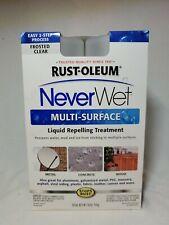 NeverWet Rust-Oleum 18 oz Never Wet Protector Spray Kit Waterproof