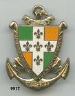 Insigne , 11 Rgt. d'Artillerie de Marine, ( D. )