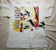 cheap for discount 9d80a 9bf4a Vintage Nike Andre Agassi USA Made Rare 80s 90s VTG XL Shirt
