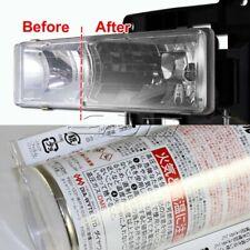 VANS Light Smoke Tint Lens Tail Head Fog Coner Bumper Light Painter Spray DIY C