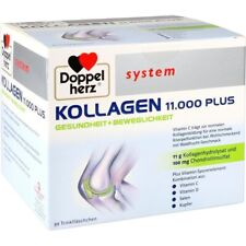 DOPPELHERZ Kollagen 11000 Plus System Amp. -30x 25ml-     PZN7625039