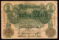 ALLEMAGNE  50 mark 1910 ( 4445561 )