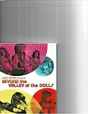 Beyond the Valley of the Dolls Dvd Plus Special Features Cinema Classics