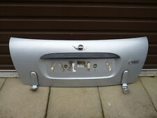 MINI ONE 2005-08  CONVERTIBLE BOOT LID TAILGATE  COMPLETE  #MN071