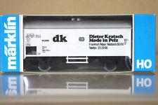 MARKLIN MÄRKLIN 4415 k8054 DB interfigo Dieter Kratsch mode en Pelz REMORQUE NC