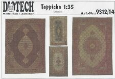 Teppiche 1:35 von DIOTECH