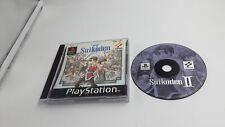 Jeu Sony Playstation PS1 Suikoden 2 II sans notice Fr