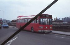 Original Bus Slide; MIDLAND RED - GOL 421N  (Burton 3.81)